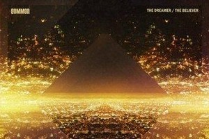 Album cover for The Dreamer / The Believer. Photo / Supplied