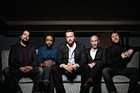 British band Elbow. Photo / Supplied