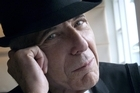 Leonard Cohen has been invigorated by the positive response to his recent tour. Photo / Supplied