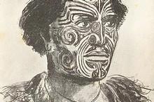 A sketch of Hongi Hika.