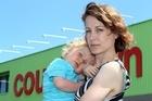 Lisa Welbourne and son Oscar. Photo / Janna Dixon