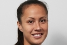 Courtney Tairi trained with the Silver Ferns during the week. Photo / Supplied