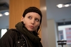 Actor Rooney Mara plays Lisbeth Salander in The Girl With The Dragon Tattoo. Photo / AP