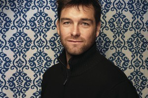 Antony Starr (pictured) best known on Kiwi screens as twins Jethro and Van West from Outrageous Fortune, and Two and a Half Men star Melanie Lynskey have both appeared in films at Sundance. Photo / AP