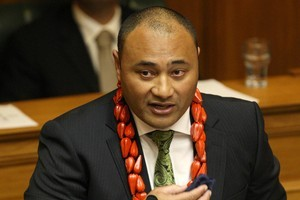 National Party MP for Maungakiekie Peseta Sam Lotu-Iiga. Photo / Mark Mitchell