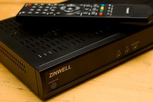 The government will supply pensioners with free digital set top boxes when analogue television signals are switched off. Photo / Richard Robinson