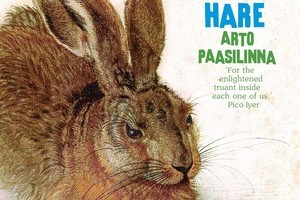 Book cover of The Year Of The Hare by  Arto Paasilinna. Photo / Supplied