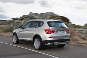 BMW X3. Photo / Supplied