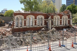 Christchurch's rebuilding still lies at the heart of the case for higher interest rates. Photo / Christchurch Star