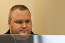 Kim Dotcom. Photo / Greg Bowker