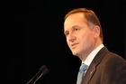 Prime Minister John Key. File photo / Greg Bowker