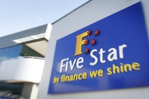 Five Star Finance owes creditors $43.8 million. Photo / Greg Bowker