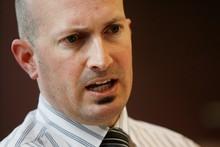 ASB chief economist Nick Tuffley. File photo / Greg Bowker