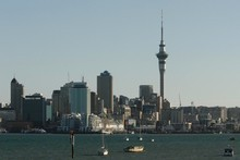 Hysteria is being drummed up over the impact on the existing Auckland landscape of housing 1.3 million new citizens over the next 30 years, writes Brian Rudman. Photo / Greg Bowker