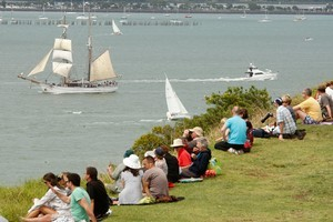 Auckland has come a long way but wharf plans may be step too far From North Head you can see where the city waterfront used to be. Photo / Brett Phibbs