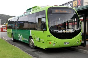 City link bus. Photo / APN