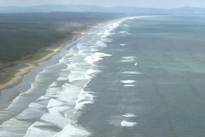 Ninety Mile Beach is in a beautiful but impoverished part of the country. Photo / Michael Cunningham