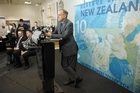 Reserve Bank Governor Alan Bollard. File photo / NZPA 