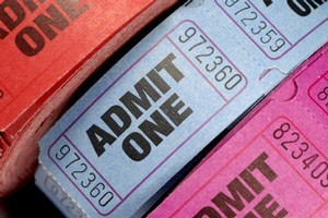 Last year's box office figures finished at $161.8 million, a nine per cent drop on 2010's record breaking year of $176.5 million in sales. Photo / Thinkstock