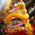 A traditional Lion Dance kick starts Chinese New Year festivities at SkyCity. Photo / Natalie Slade