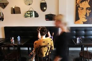 Cafe Eighty Eight, Mt Maunganui. Photo / Alan Gibson