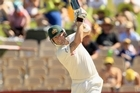 Michael Clarke scored his second double ton of the series. Photo / Getty Images