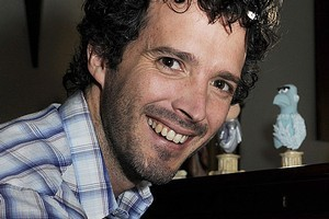 Bret McKenzie hopes Kermit the Frog will attend the Academy Awards with him. Photo / Anthony Phelps