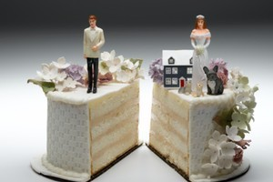 Divorce. It doesn't have to be dirty. Photo / Thinkstock