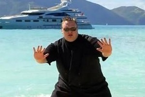 Kim Dotcom. Photo / Supplied