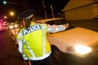9857 vehicles were stopped at checkpoints throughout Nelson City and Motueka over three nights. File photo / NZ Herald