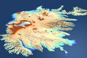 Germany's earth observation satellites have mapped the entire planet in huge 3D detail. Photo / Supplied
