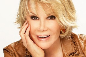 Joan Rivers' claws are out for Chelsea Handler. Photo / Supplied