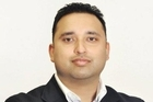 Optimizer HQ chief executive Manas Kumar. Photo /Supplied