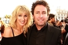 Mike Hosking and Kate Hawkesby are reportedly planning to marry this weekend. Photo / Norrie Montgomery
