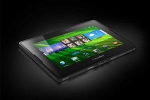 The BlackBerry PlayBook was an embarrassing and expensive failure for Research in Motion. Photo / Supplied
