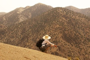 Rosie Walford reflects on nature in the Atlas Mountains of Morocco. Photo / Supplied