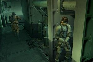 Metal Gear Solid gets an HD reprise, but suffers from its old faults. Photo / Supplied
