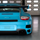 Techart Porsche 911 GTStreet RS.