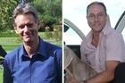 Queensland chiropractor Brett Ireland, 50, and Palmerston North doctor Ralph Saxe, 51, died Monday in a plane crash. Photo / Supplied