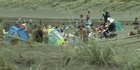 Watch: Beach Busters: Piha beach clean-up