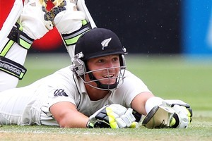 Giving Watling plenty of time as wicketkeeper will make him an even greater asset to the team. Photo / Getty Images