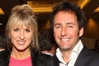 Kate Hawkesby and Mike Hosking married in an intimate ceremony at Taupo's Huka Lodge on Wednesday, Hosking's employer Newstalk ZB has revealed. Photo / Supplied