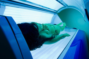 Indoor tanning machines are linked to the most deadly form of skin cancer, melanoma.Photo / Thinkstock