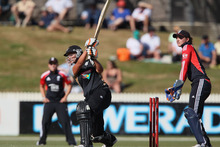 Suzie Bates of the White Ferns. Photo / Getty Images