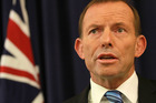 Leader of the Opposition, Tony Abbott. Photo / Getty Images