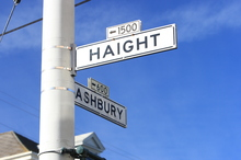 Haight-Ashbury, San Francisco's