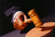 The two courts have been closed since last November due to the high risk of collapse in an earthquake. Photo / Thinkstock