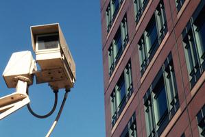A usual fixed CCTV camera. Photo / Thinkstock