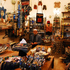 In this picture taken on March 4, 2007, a Syrian vendor sits inside his shop, at the souk in the old city of Aleppo city, Syria. Photo / AP