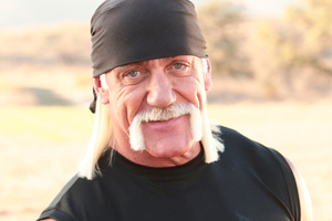 Hulk Hogan is threatening to sue over the leak of a sex tape. Photo / AP
